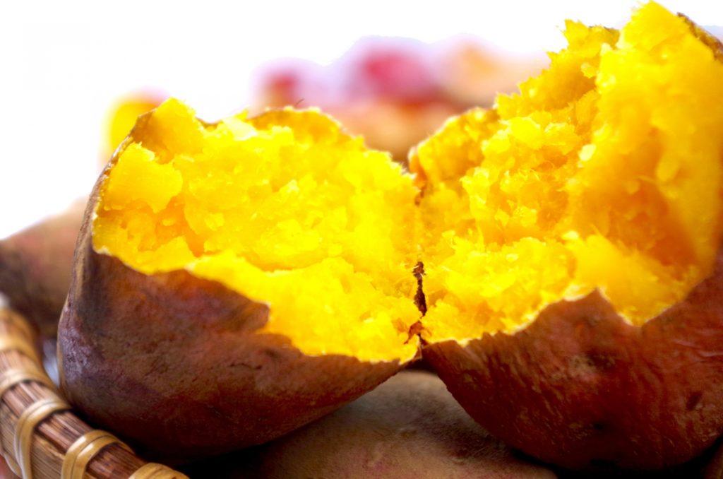 焼き芋のイメージ画像
